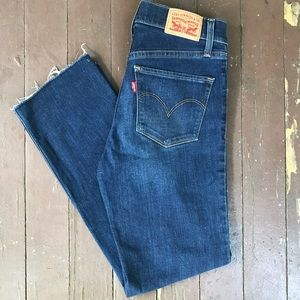 314 Shaping Straight Levi Strauss Jeans, size: 26